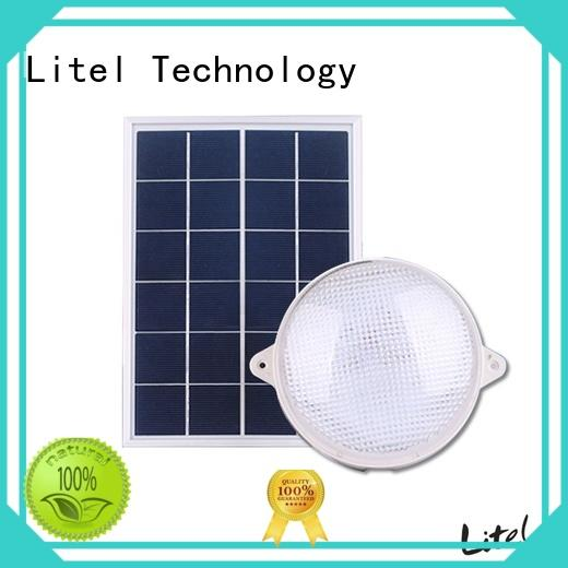 energy-saving indoor solar ceiling lights energy-saving for high way Litel Technology