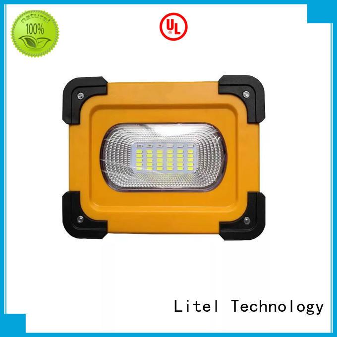 universal solar panel traffic lights top brand for warning Litel Technology