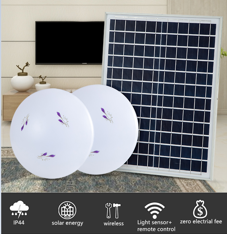 at discount solar ceiling light low cost ODM for high way-2