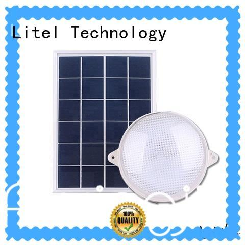 solar ceiling light bulk production for alert Litel Technology