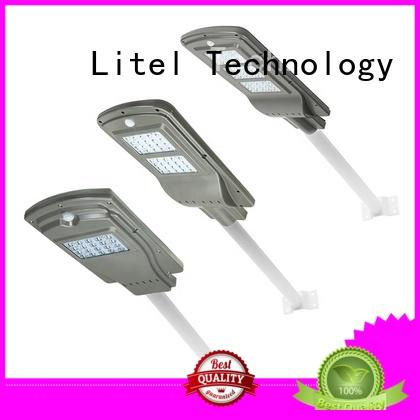 Litel Technology lumen all in one solar street light price order