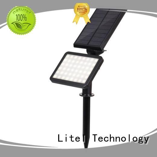 Litel Technology sensor best solar garden lights on-sale for landing spot