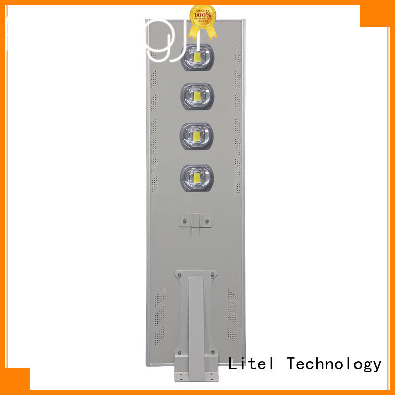 Litel Technology hot-sale all in one integrated solar street light control for warehouse
