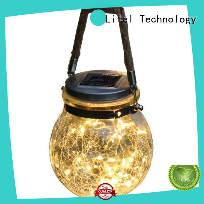 Litel Technology beautiful garden string lights at discount for customization