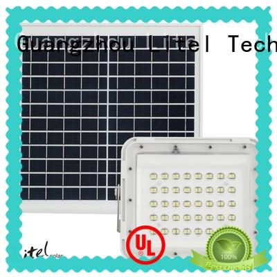 Aluminum Alloy Lamp Body Material PC Lens SMD LED 60W 120W 200W Solar Flood  Light