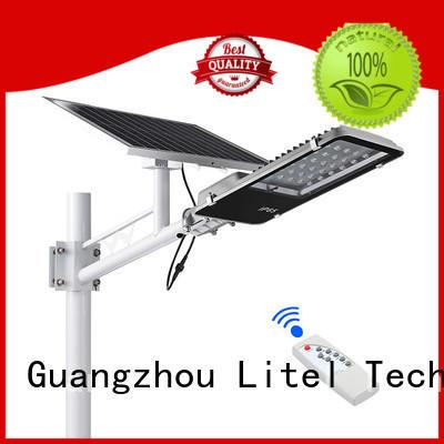 solar street lights for home for landscape Litel Technology