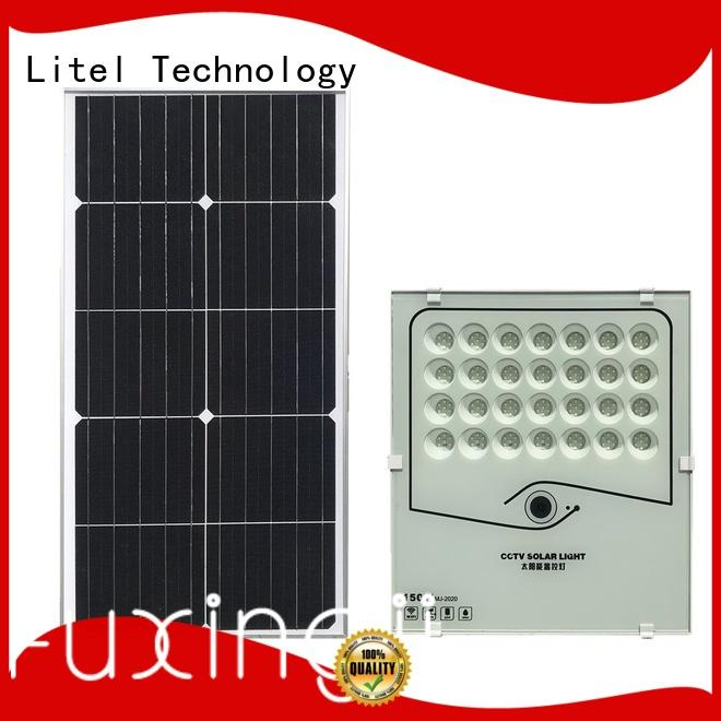 best quality solar led flood light durable inquire now for warehouse