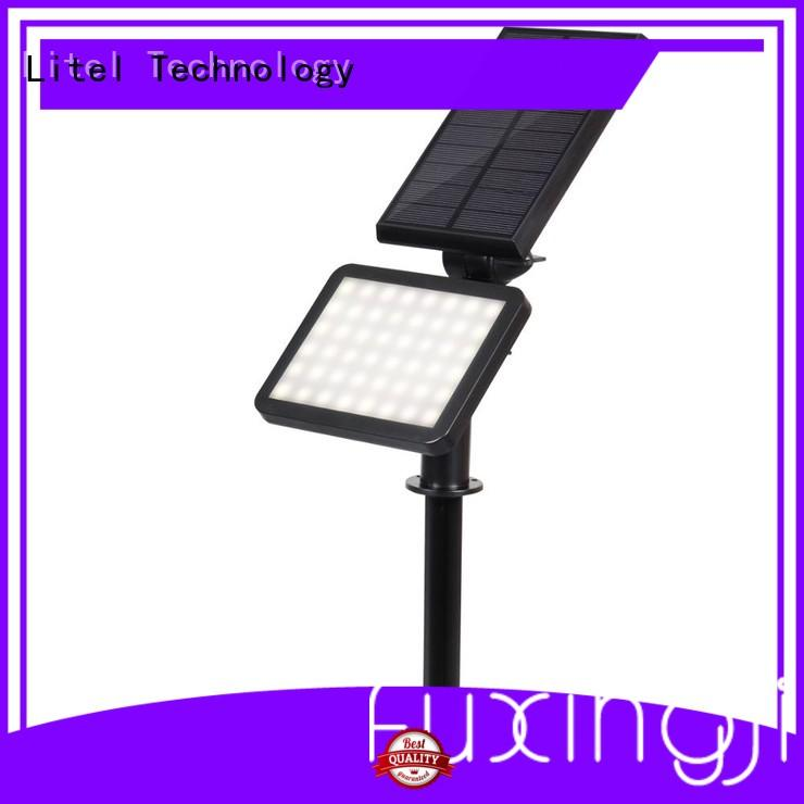 wall mounted small solar garden lights top selling for landing spot