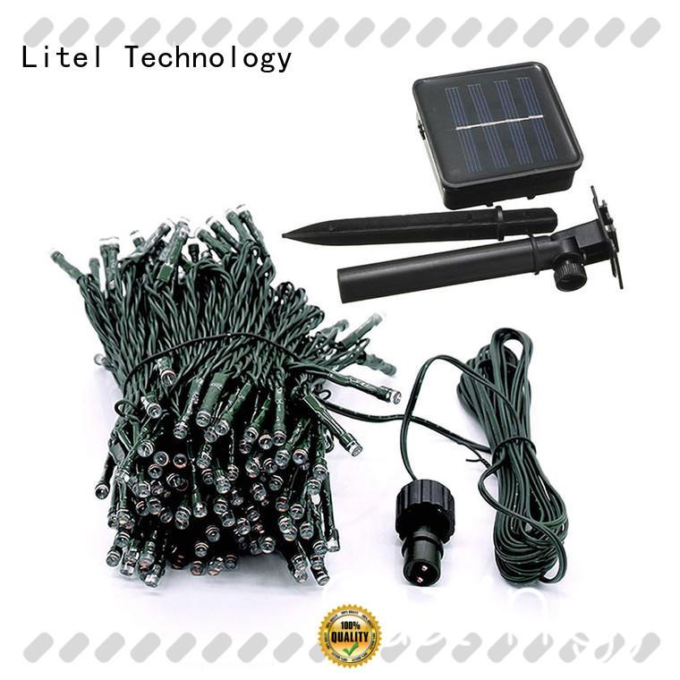 Litel Technology custom garden string lights popular for wholesale