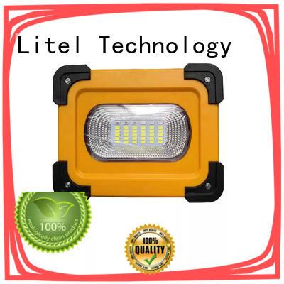 blinking solar energy traffic lights at discount for alert Litel Technology