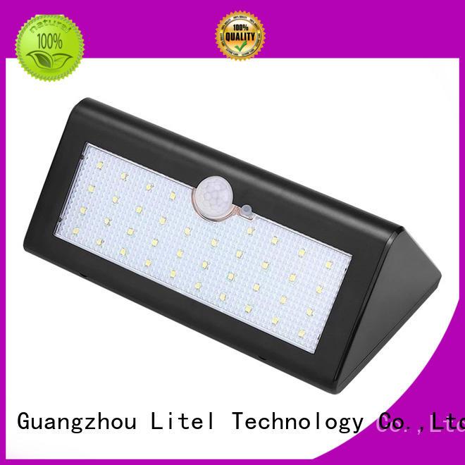 Litel Technology light solar garden lights sensor for lawn