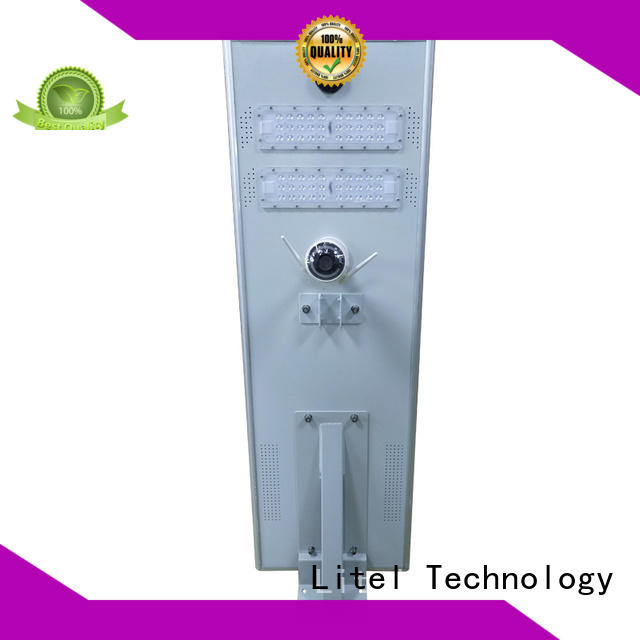 Litel Technology switch all in one solar street light check now for warehouse