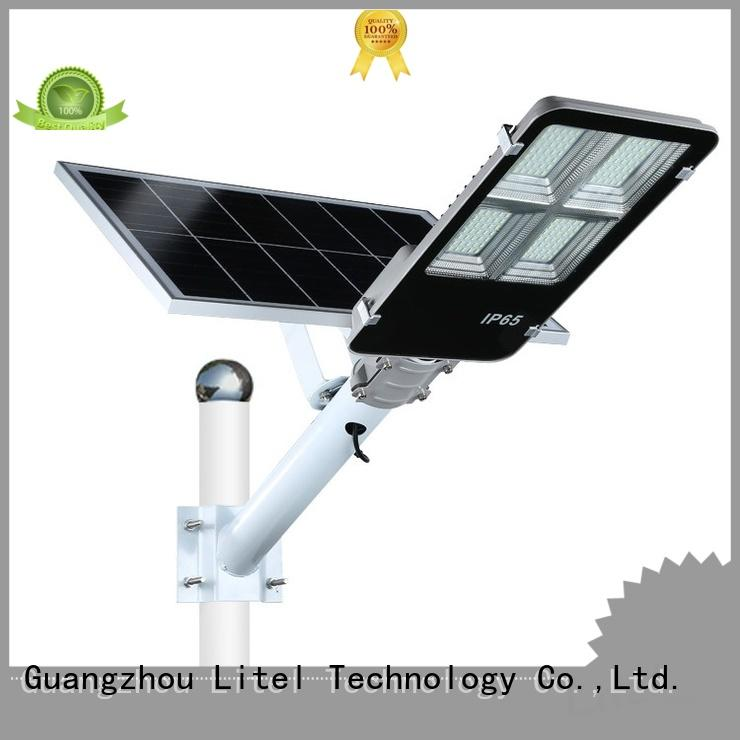 dim solar powered led street lights by bulk for barn